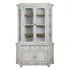 uttermost camille china cabinet