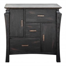 uttermost damari drawer chest