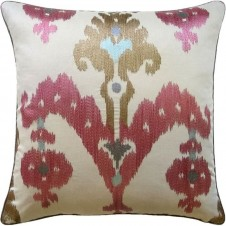 raja caravan pillow