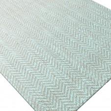 surya reeds area rug, slate blue