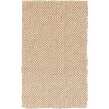 surya reeds area rug, diamond tan