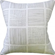 reino pewter pillow