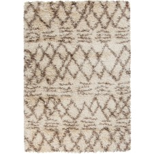 surya rhapsody area rug, cream and mocha