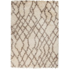 surya rhapsody area rug, ivory and mocha
