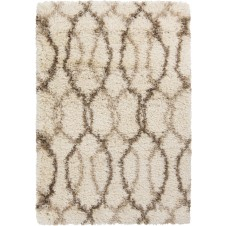 surya rhapsody area rug, ivory, tan and mocha