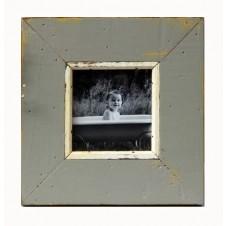 plain gray boatwood frame