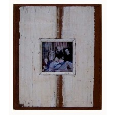 simple boatwood frame