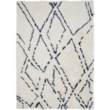 surya scout area rug, cobalt