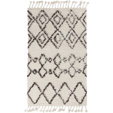 surya sherpa area rug, cream
