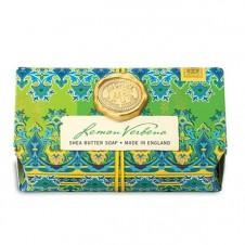 michel design works lemon verbena large bath soap bar