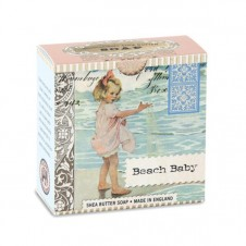 michel design works beach baby a little soap