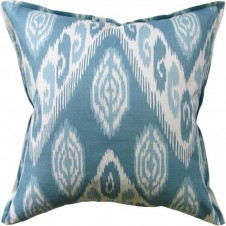 sorbo blue pillow
