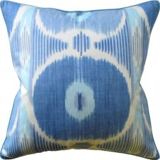 spice islands porcelain pillow