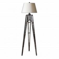 uttermost tustin bronze tripod floor lamp