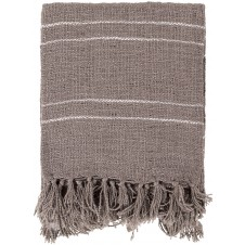 surya traveler grey throw blanket