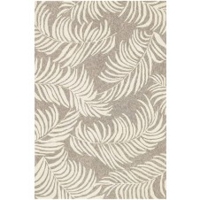 tropez collection natural & ivory rug