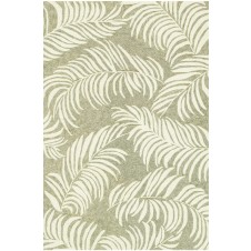 tropez collection sage & ivory rug