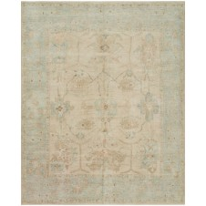 vincent collection stone & mist rug