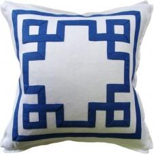vita fretwork pillow