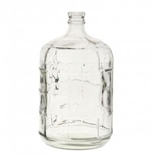 homart medium glass water jug