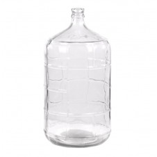 homart large glass water jug