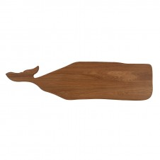 great whale wood cutting board
