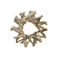 beachcomber driftwood wreath