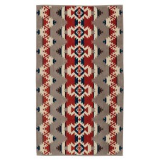 pendleton mountain majesty oversized jacquard towel