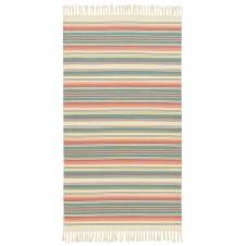 pendleton casa grande stripe oversized jacquard towel