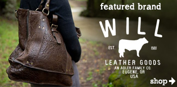 Featured brand: Will Leather Goods