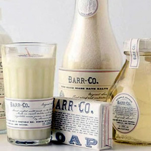 Barr-Co. body and bath products