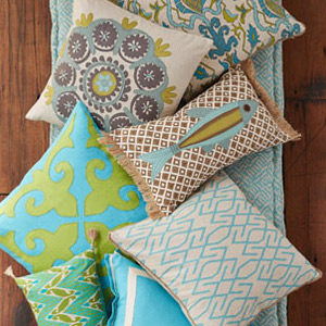 Lacefield Design Pillows