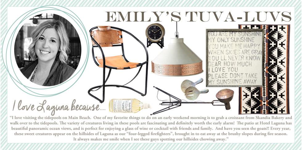 Emily's Tuva-luvs
