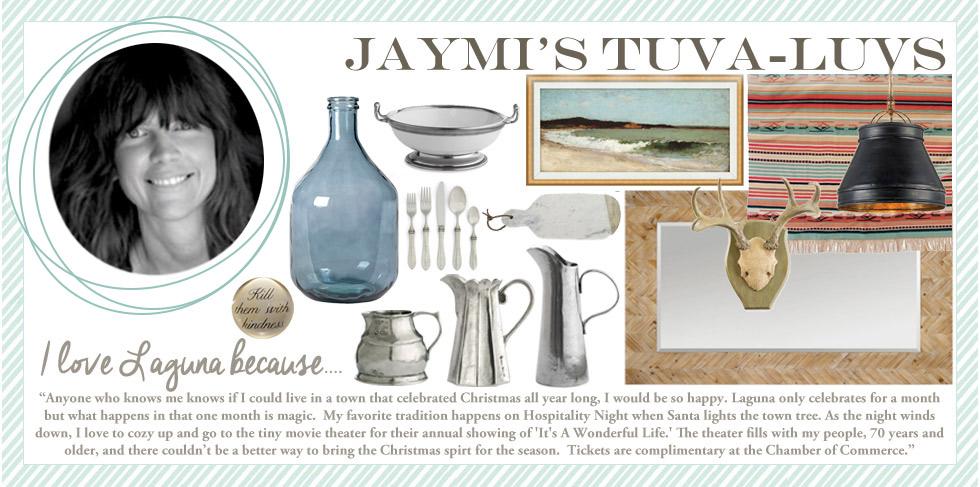 Jaymi's Tuva-luvs