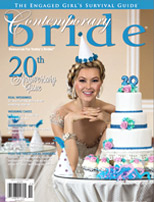 Tuvalu as seen in Contemporary Bride, Spring 2015