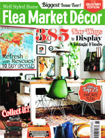 Tuvalu as seen in Flea Market Decor June/July 2015