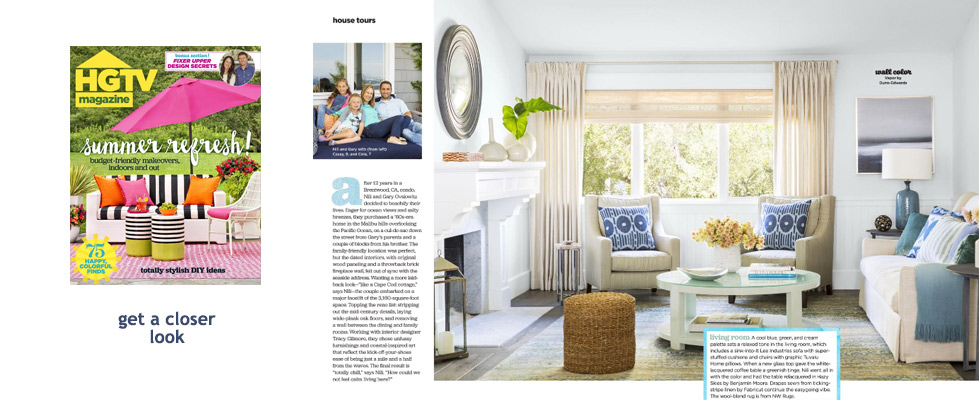 Tuvalu as seen in HGTV Magazine, July 2016