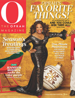 Tuvalu as seen in Oprah's Favorite Things December 2015