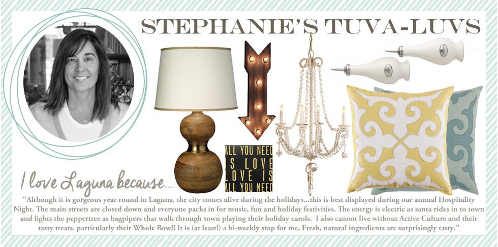 Stephanie's Tuva-luvs