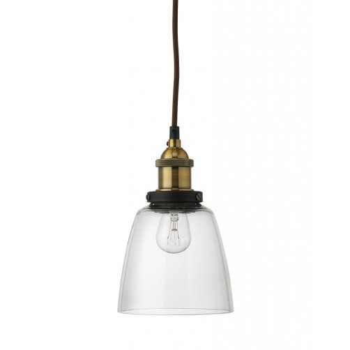 jamie young factory dome pendant