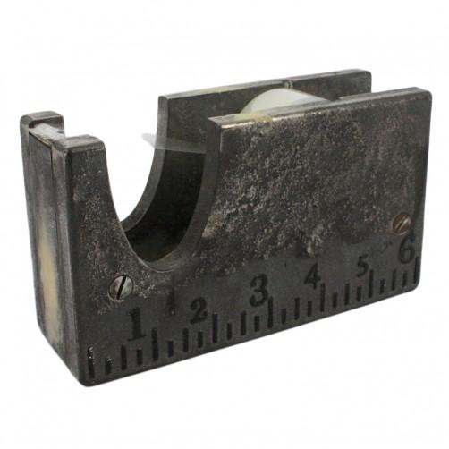 homart cast iron ruled tape dispenser