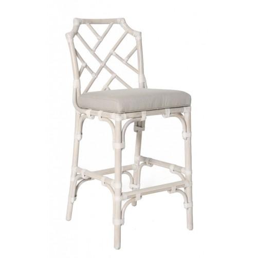palm beach chippendale bar chair
