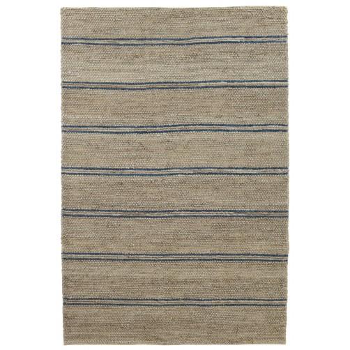 madrid wool rug, navy