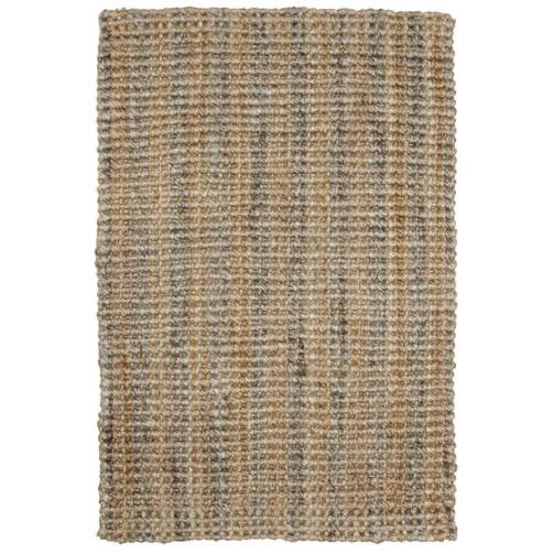 boucle rug, natural/grey
