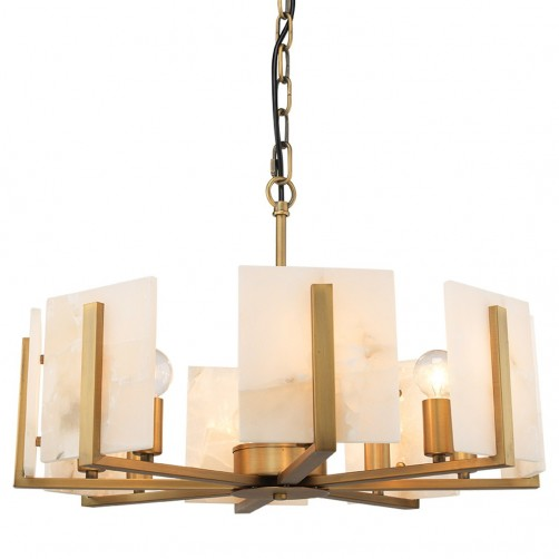 jamie young halo chandelier