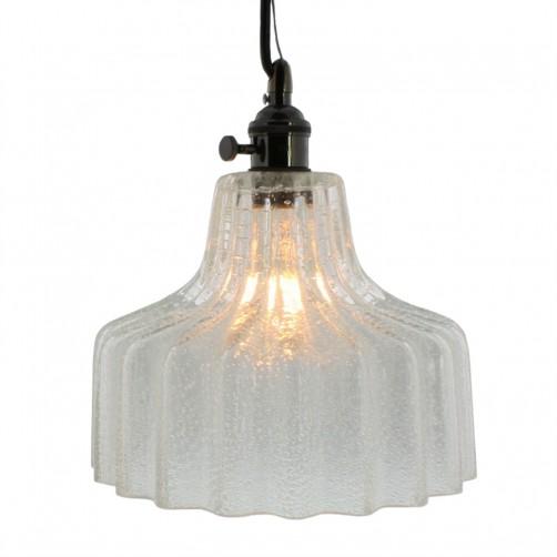 homart stina glass pendant light, medium