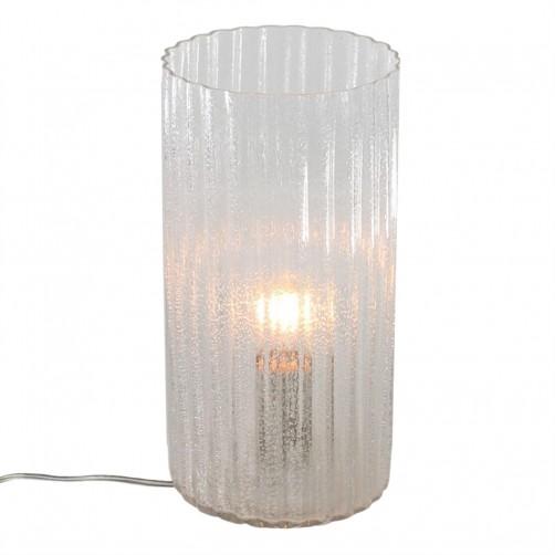 homart stina glass table light