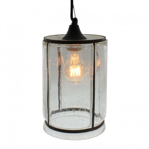 homart serge glass pendant light, wide
