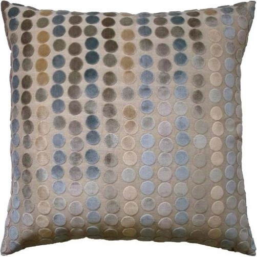 avery dots dusk pillow