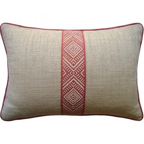 bistro sunset pillow